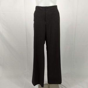 Gap Size 8 Regular Stretch Gray Dress Pants EUC